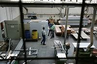 DEU, Germany, Rheinbach, 25.04.2006 : Federal Prison Rheinbach. Work shop.  