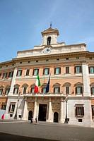 Roman parliament, Italy, Rome