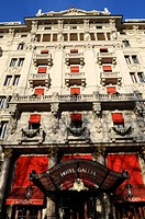 Hotel Gallia, Le M&#233;ridien, Piazza Duca d'Aosta, Milan, Lombardy, Italy