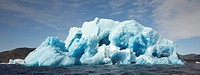iceberg at Sermilik Fjord, Greenland, Ammassalik, East Greenland, Tasiilaq