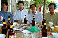 Birthday party Vietnam