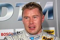 DTM Hockenheimring 21.-23.Oktober 2005, Mika Häkkinen