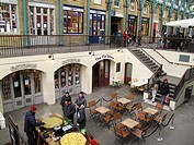 Covent Garden, London, England, UK