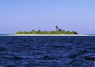Palm Island in Ari Adoo Atoll, Maldives, Indian Ocean