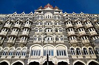 Commissioned by Jamsedji Tata, the Taj Mahal Hotel first opened its doors to guests on 16 December 1903  The dome of the hotel is made from the same s...