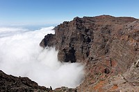 Roque de los Muchachos, Caldera de Taburiente National Park, La Palma, Canary Islands, Spain