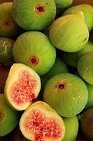 Figs (Ficus carica), Villar del Arzobispo, Comunidad Valenciana, Spain