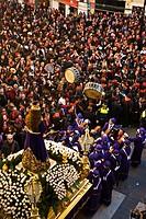 ´Tamborrada´, Holy Week, Hellin. Albacete province, Castilla-La Mancha, Spain