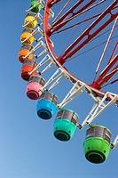 Ferris Wheel Odaiba Tokyo Japan