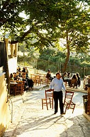 Greece, Athens, Plaka area.