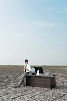 mud flat, Hwa_Sung_Si, gyeonggi_do, korea, south korea, Oriental, Eastern people, asian