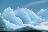 Formations of ice