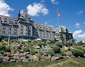 Manoir Richelieu Hotel, Pointe_au_Pic, Charlevoix, Quebec, Canada