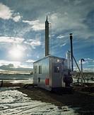 Compressor Station, Gas Plant, Alberta, Canada