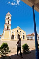 cuba, remedios, church