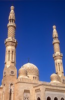 Dubai _ Jameirah Mosque Built with sandstone imported from Egypt