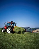 Silage Making,