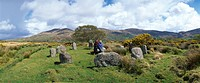 Stone Circle, near Kenmare, County Kerry, Ireland