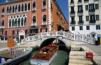 Bridge of Venice  Italy