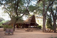 Elephant watch camp, Samburu National Reserve, Kenya, Africa