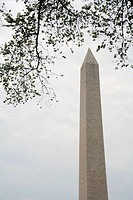 Washington Monument Obelisk, Washington DC, USA