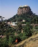 Mount Popa, Myanmar Burma, Asia