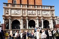 Campanile in the Piazza San Marcos, Venezia
