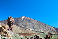 Spain - Canary Islands - Tenerife - National Park Las Canadas del Teide and peak of Teide - Los... (thumbnail)