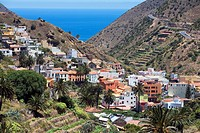 Spain _ Canary Islands _ La Gomera _ Vallehermoso