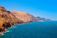 Spain _ Canary Islands _ Gran Canaria _ Agaete Region