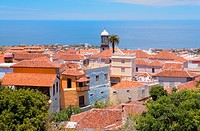 Spain _ Canary Islands _ Tenerife _ La Orotava