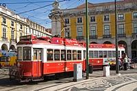Praca do Comercio, Lisbon,