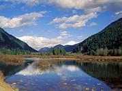 Sunshine Valley near Hope, British Columbia, Canada