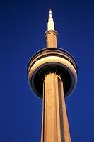 CN Tower, Toronto, Ontario, Canada