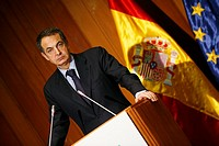 Prime Minister of Spain, Jose Luis Rodriguez Zapatero (Madrid, 2010)