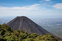 Izalco Volcano, Cerro Verde, El Salvador