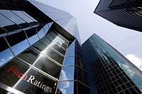 The headquarters of Fitch Ratings at One State Street Plaza, New York City, New York, USA, June 3, 2008  Fitch Ratings, Ltd  is an international credi...