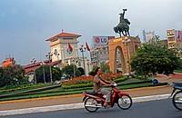 Ben Thanh market, Ho Chi Minh City,Vietnam