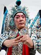 Chinese opera poeple
