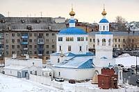 Church, Kazan, Tatarstan, Russia