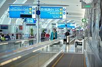 Dubai International Airport, UAE United Arab Emirates