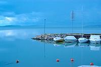 Torricella on Lake Trasimeno