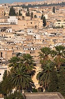Town of Fes, Morocco