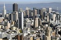 USA, California, San Francisco, Downtown