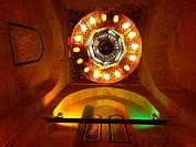 Domo , Mezquita Almas Al Hadaib , El Cairo , Egipto