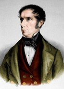 Giovanni Battista Amici March 25, 1786 _ April 10, 1863, Italian astronomer and botanist.
