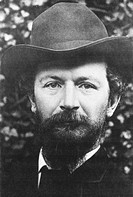 Algernon Charles Swinburne 1837_1909, English poet.