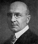 Alexis Carrel 1873_1944, French surgeon, biologist and eugenicist, who was awarded the Nobel Prize in Physiology or Medicine in 1912 for his work on t...