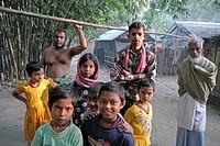 Villagers, Narail, Bangladesh