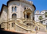 Monaco Palais de Justice